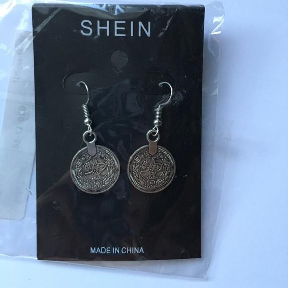 9732872bf9 SHEIN Jewelry | Earrings | Poshmark